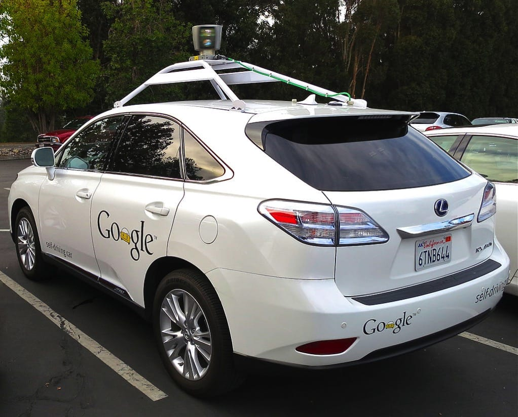 1024px Google s Lexus RX 450h Self Driving Car