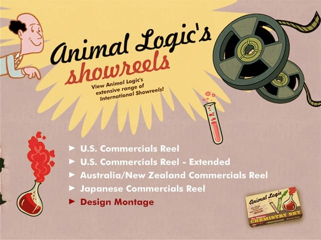 Animal Logic DVD